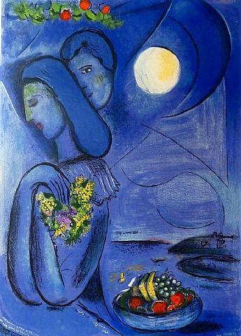 473 best images about Marc Chagall - fundó la Escuela de ... Chagall Ferrat