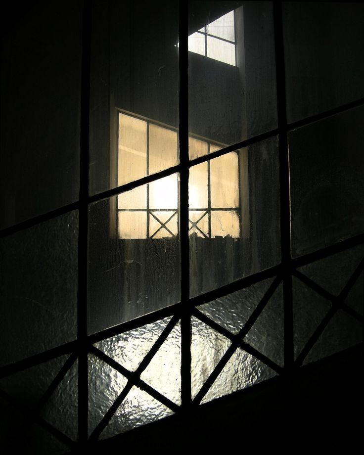 Karl Seitinger - Windows, Otto Wagner, U-6 Vienna, Alserstrasse, Photography by Karl Seitinger 2013