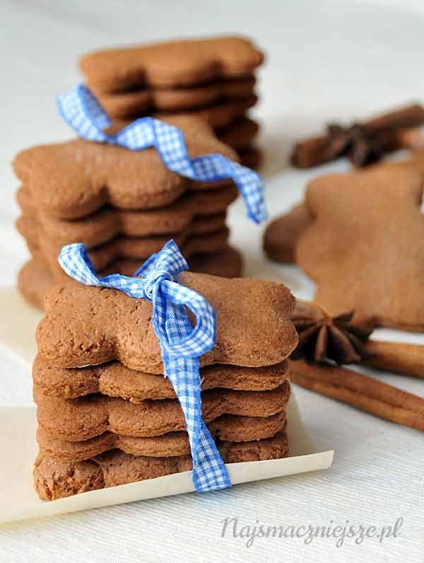 Pierniczki Katarzynki, Katarzynki, pierniczki, http://najsmaczniejsze.pl #food #pierniczki #pierniki #katarzynki #cookies