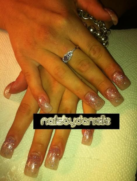 Deep Curved Nails Designs | Acrylic Curved Nails