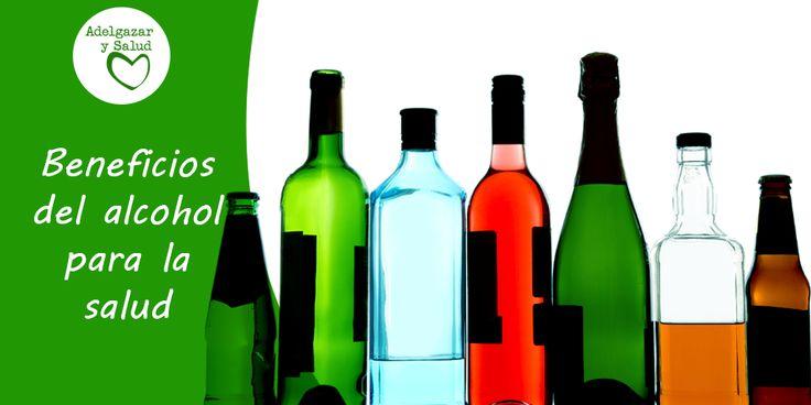 Beneficios del alcohol?. Si, alcohol y Salud tienen una estrecha relación. El alcohol proporciona al hombre, desde las más antiguas culturas, una herramienta para la diversión, celebración de ritos y de cualquier acontecimiento importante en su vida.
