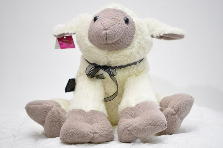 Sitting Sheep available in sizes (s,m,l)