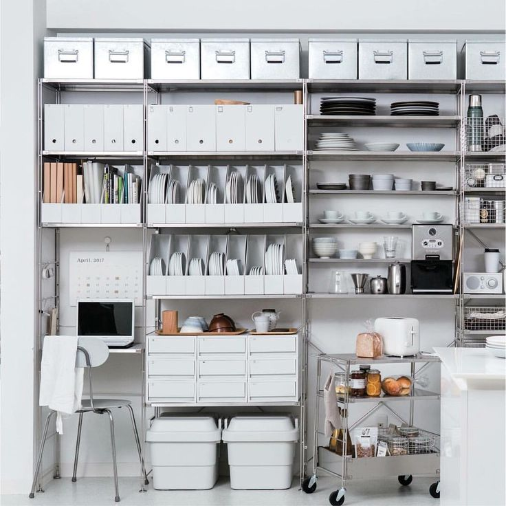 """298 Likes, 4 Comments - MUJI USA (@mujiusa) on Instagram: """"We've extended our 20% OFF Steel Shelving Unit promotion, along with our Mattress with Legs and…"""""""