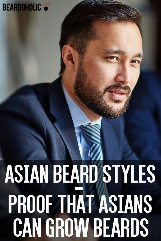 Asian Beard Styles - Proof That Asians Can Grow Beards | Beard Care