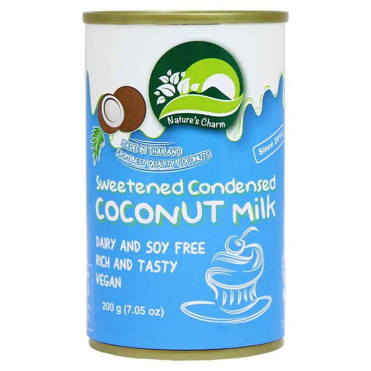 Nature S Charm Sweetened Condensed Coconut Milk Recipes