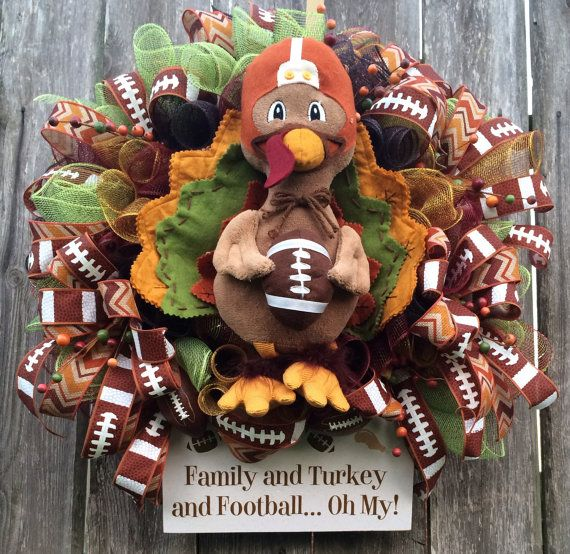 Fall Wreath Autumn Wreath Thanksgiving Wreath by BaBamWreaths