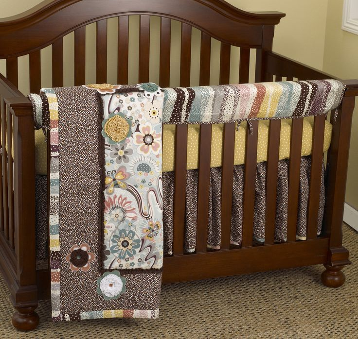 Cotton Tale Designs Penny Lane Front Rail Cover Up Set