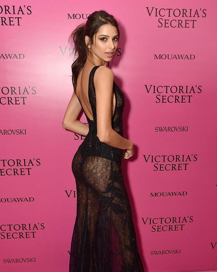 Bruna Lirio At 2015 Victorias Secret Fashion Show