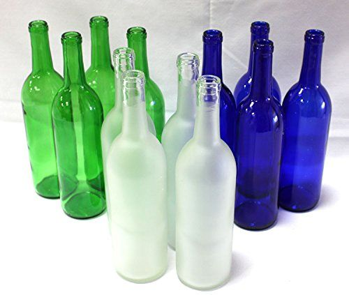 Home Brew Ohio MultiColored Bottles for Bottle TreeNature Variety ** Find out more about the great product at the image link.