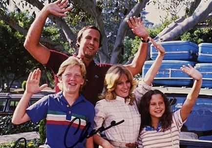 National Lampoon's Vacation movies
