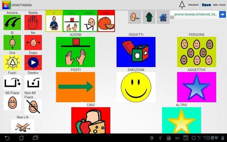 L'app aiuta i ragazzi con disabilità a comunicare. E' nata a Prato dalla volontà di un padre e dall'interazione di tanti altri genitori