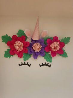 Unicorn themed Birthday party decoration  | Party Hire | Gumtree Australia Whittlesea Area - Mill Park | 1169547951