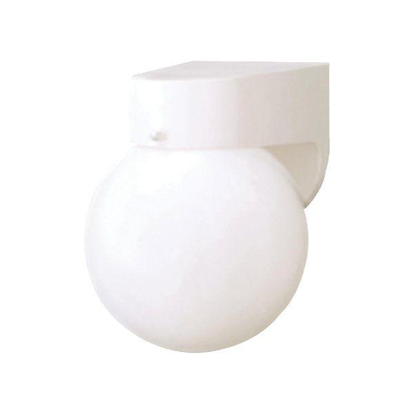 Plastic 1 Light Outdoor Sconce Reviews Allmodern Wall Lantern Outdoor Wall Lantern Wall Mount Lantern