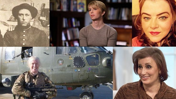 5 Famous #Transgender People That Made It Into Military   Subscribe To Our #YouTubeChannel