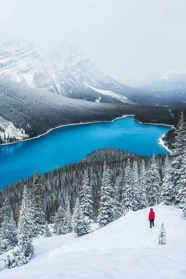 Peyton Lake, Canada