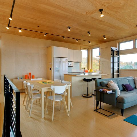 12 Best Images About Plywood Ceiling On Pinterest Ace