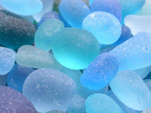 English sea glass