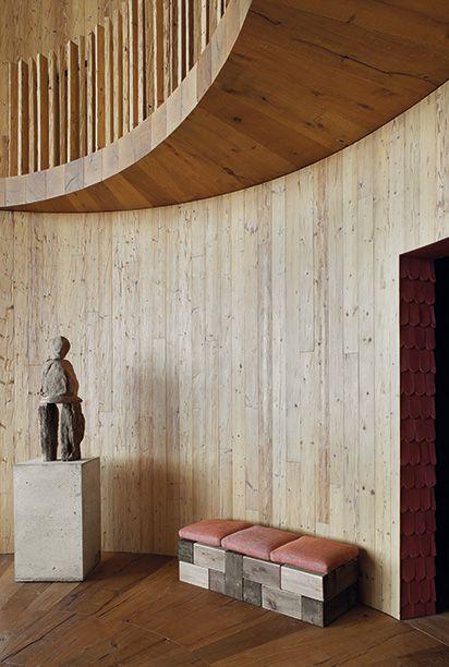 PIERRE YOVANOVITCH - Architecture d'intérieur