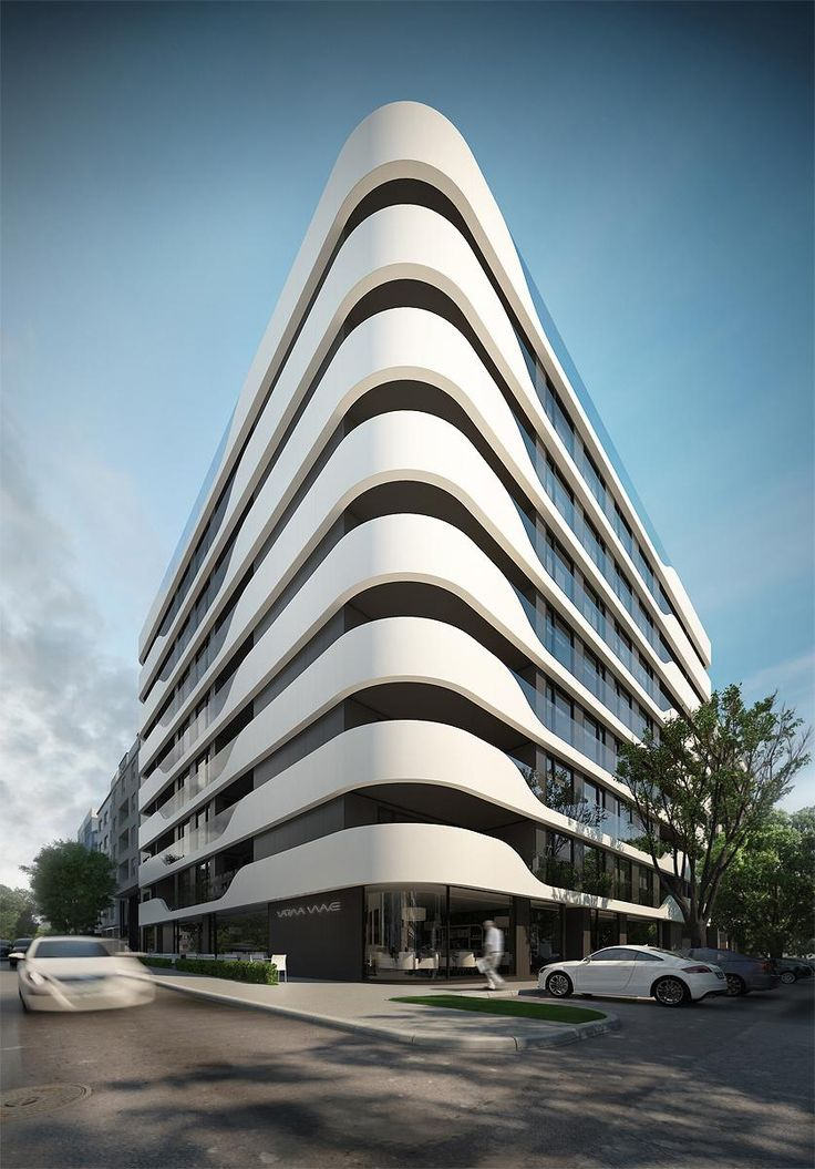 STARH Stanislavov architects - Project - Varna Wave - Image-5