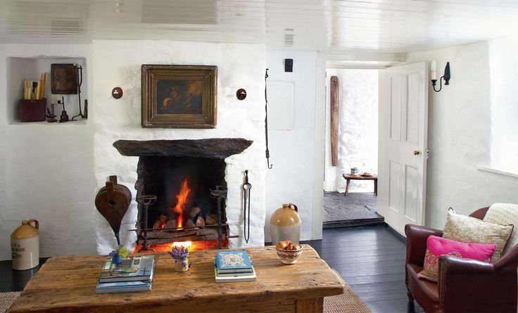 Restoring a thatched cottage   Period Living