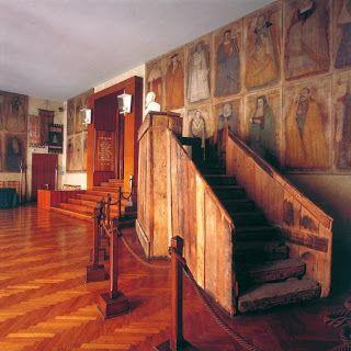 cattedra di Galileo Galilei nell'Università di Padova, palazzo del Bo