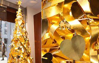 Planet Stars: Ένα χριστουγεννιάτικο δέντρο από ατόφιο χρυσάφι Τι...