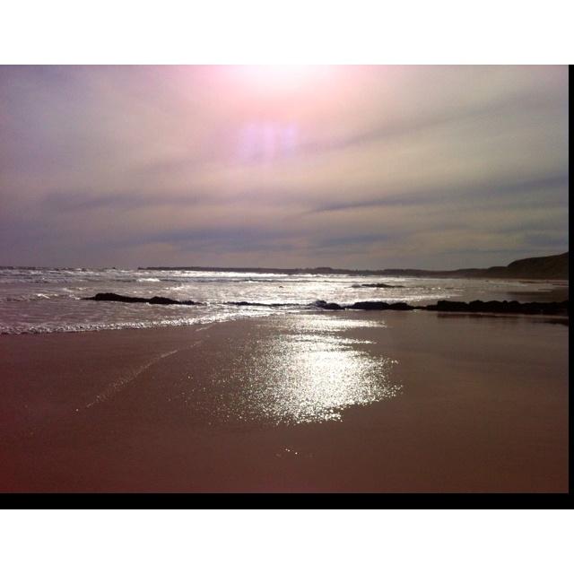 Surf beach, Phillip island.