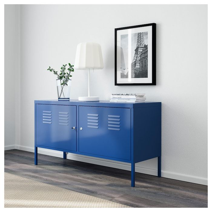 ikea ps cabinet blue 46 7 8x24 3 4