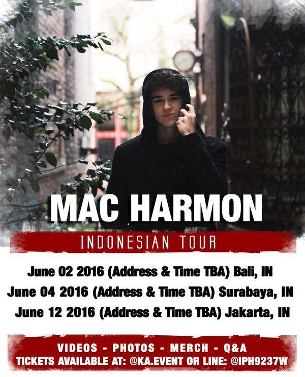 Mac Harmon (@MacHarmon)   Twitter