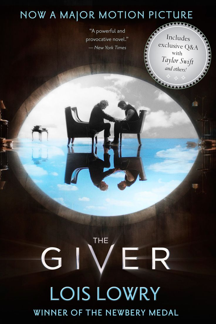 "1. Author Lois Lowry was inspired to write The Giver because of her late father's illness. | 10 Things You Probably Didn't Know About ""The Giver"":"