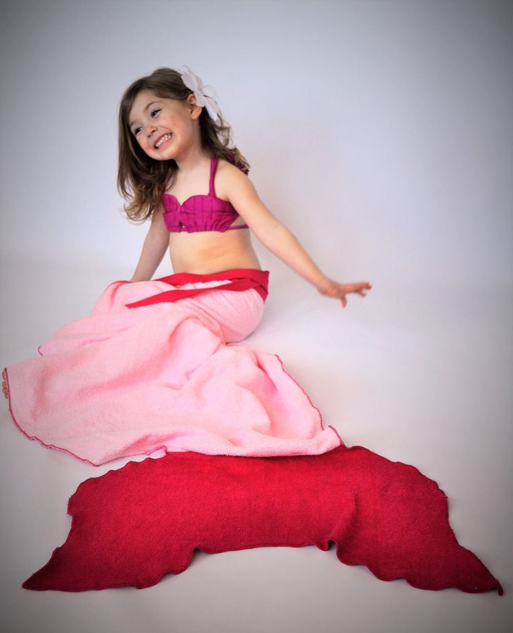 Mermaid tail towel // pink mermaid tail towel // Tail Towel // Mermaid towel // mermaid tail blanket by MartinelliSweets on Etsy https://www.etsy.com/listing/517755437/mermaid-tail-towel-pink-mermaid-tail
