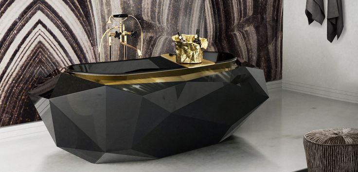 An amazing bathtub from Maison Valentina. See more on http://dontcallmepenny.com.au/amazing-bathtubs/