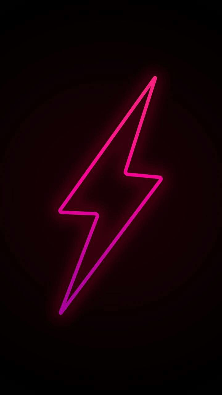 Pin By Cassy Chester On Lightning And Thunder Neon Wallpaper Neon Neon Signs