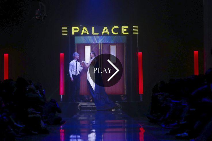 VIDEO | JEAN PAUL GAULTIER COUTURE SPRING SUMMER 2016 PARIS