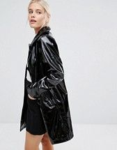 Monki | Monki – Lackmantel