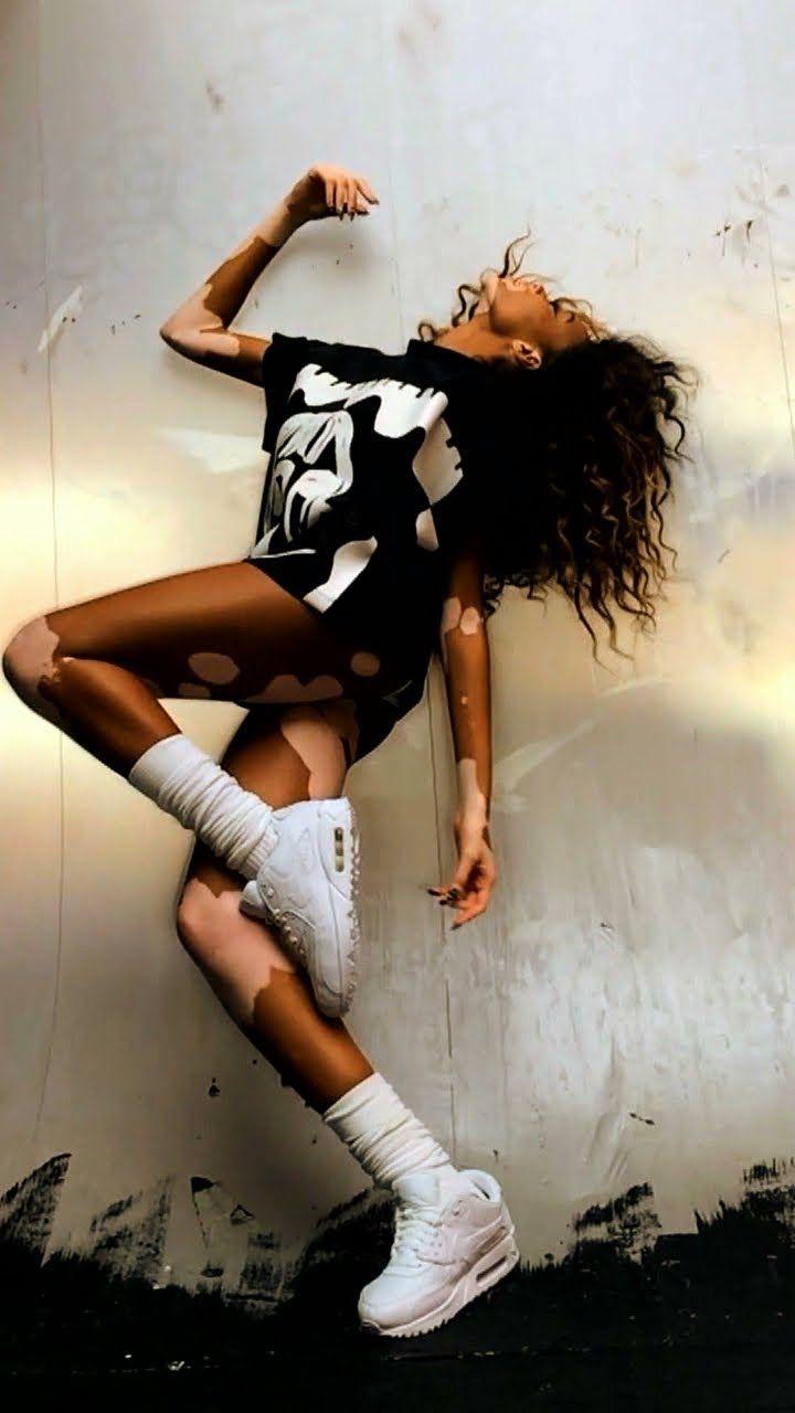 SHOWstudio: SHOWstudio x MACHINE-A - Nick Knight / Chantelle Winnie / Anna Trevelyan. Chantelle Winnie models the SHOWstudio x MACHINE-A collection - shot by Nick Knight and styled by Anna Trevelyan.