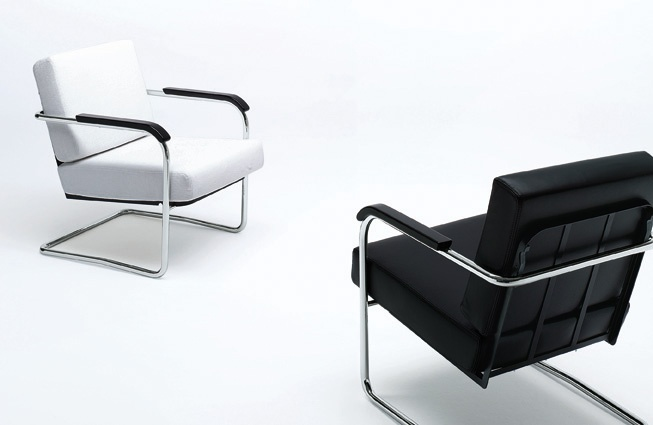 Moser WM1 Small armchair