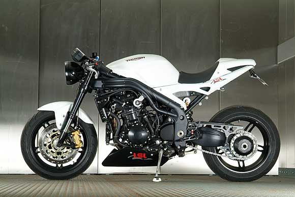 Triumph Speed Triple special by lsl