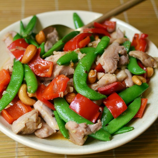 How to Stir Fry Chicken