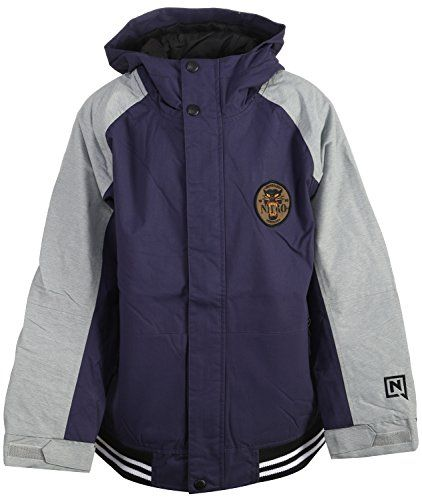 Nitro Squaw Snowboard Jacket Kids Sz S * Check out the image by visiting the link.(This is an Amazon affiliate link and I receive a commission for the sales)
