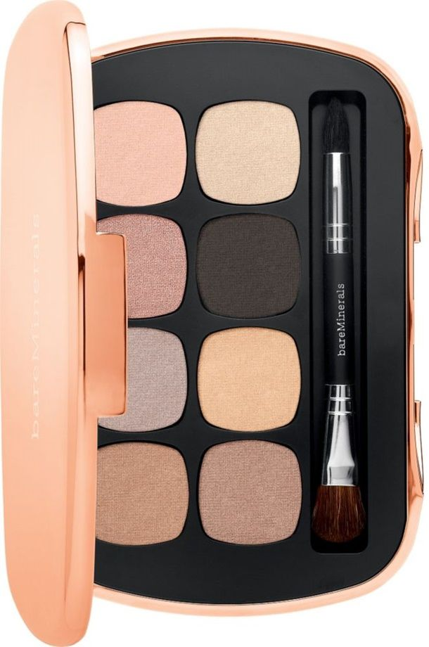 New Bare Minerals Ready 8.0 Eyeshadow Palettes for Spring 2015