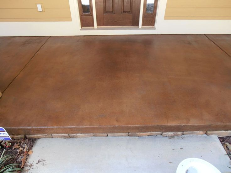 Best 25+ Concrete patio stain ideas on Pinterest | Acid stained ...