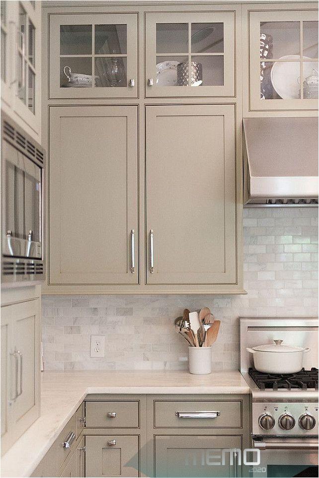 Jul 4 2015 Kitchen Cabinet Paint Color Neutral Kitchen Cabinets Neutral Pai In 2020 Taupe Kitchen Cabinets Beige Kitchen Painted Kitchen Cabinets Colors