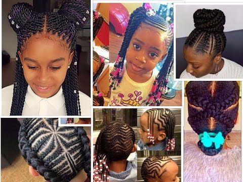 Pick Your Girl Braided Twisted Or Cornrow Hairstyle In