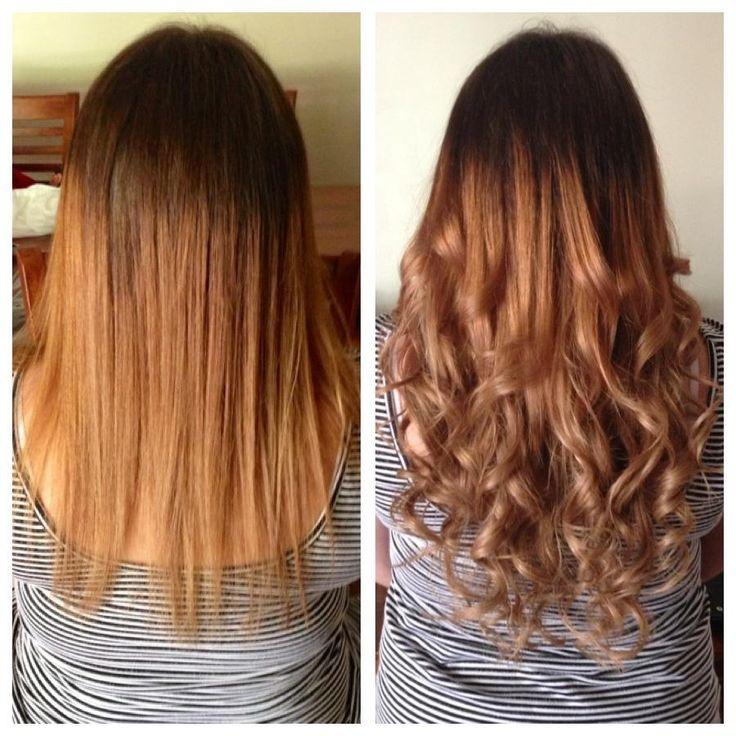 Super Les 25 meilleures idées de la catégorie Pose extension cheveux sur  QE59