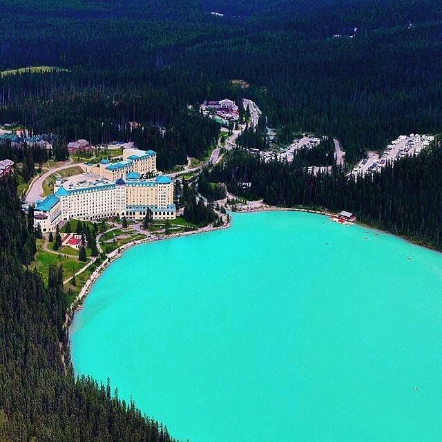 Lake Louise , Alberta , Canada                                                                                                                                                                                 More