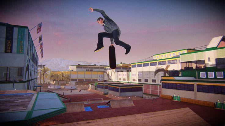 Tony Hawk's Pro Skater 5 Image Gallery -  #XboxOne #PS4