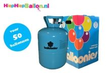 Helium - losse helium tank geschikt voor 50 helium ballonnen