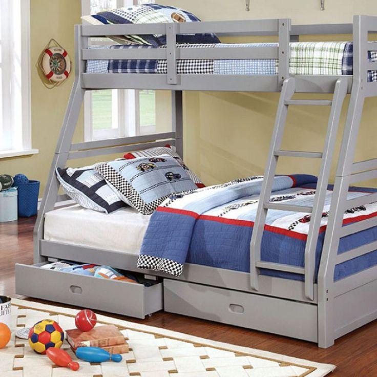 american oak furniture in twin of bed finish bunk foa beds cm