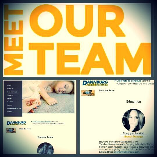 ** MEET OUR TEAM **  We value our relationships with all customers both existing and new which is why we created this new page on our website so you can get to know us as a team better.   You can view this page with the link below: http://www.dannburg.com/team.asp   We hope you like it and have a great week.